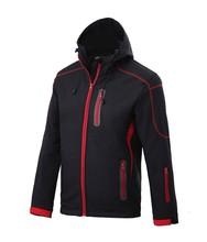 ultra light soft shell men windbreaker waterproof jacket