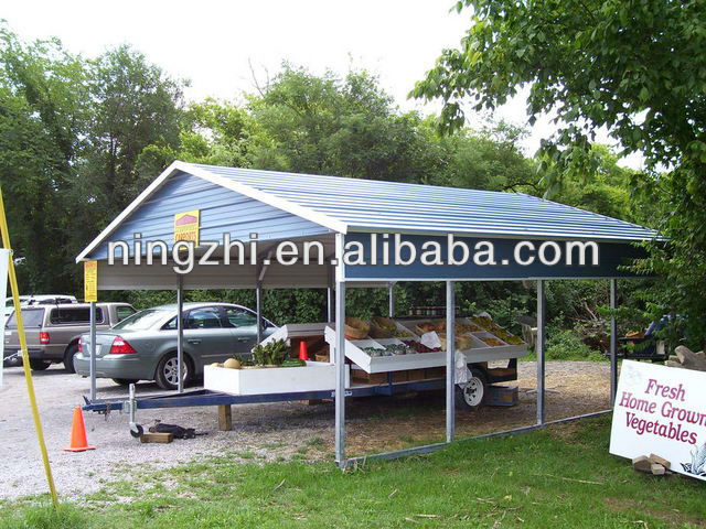 6x9m metal carport with storage room beautifull metal Carport with storage room