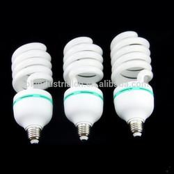 Guangzhou energy saving half spiral lights with SGS