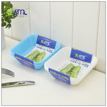 PP material cheap square plastic plates