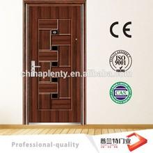 interior steel security iron door