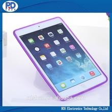 Soft TPU Crystal Cover, For iPad Air / iPad 5 TPU Protective Case