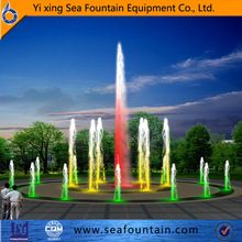 garden underground stainless net outdoor water floor fountain