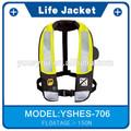 La navigation de plaisance néoprène. adulte, kayak, costume. auto marine veste de sauvetage gonflable