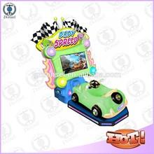 2014 latest indoor arcade amusement - new arcade simulator horse racing game machine