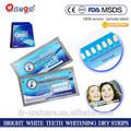 nueva generación de protección para la fórmula para blanquear los dientes tiras