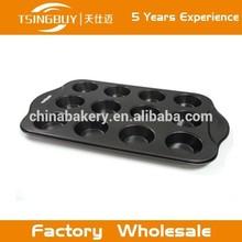 China Factory Direct Wholesale High Quality aluminum hamburger cooking utensil baking tray- hamburger baking pan for Christmas