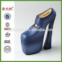 High heel shoe piggy bank coin money container