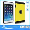 Pattern leather plastic pc cover for ipad mini