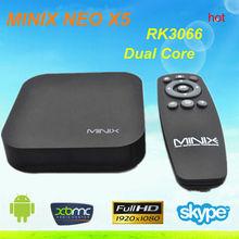 dragonworth MiniX Neo X5 mini internet tv box Full HD netflix youtube 1080p-3d-movies