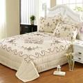 Venta al por mayor de pujiang 100 de algodón impresas consolador juegos de ropa de cama/edredones/cobijas