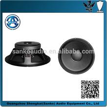 Pro bass speaker/woofer speaker stand/ high quality speaker big bass
