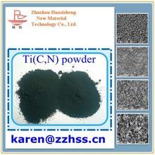 direct manufacturer Titanium carbide nitride powder Titanium Carbonitride (TiCN) Powder titanium nitride coating equipment