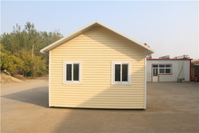 manufacture ready made cheap prefab house shelter
