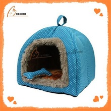 Top quality oem China factory super soft dog house kennel