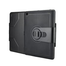 ultra-rugged TPU +PC combo case for ipad 2 3 4,back cover for ipad 2 3 4