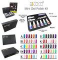 #621kw private label produtos gdcoco polonês gel uv nail kits