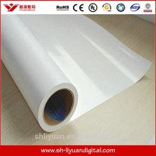 Adhesive Vinyl Car Body Sticker, White PVC Vinyl Sheet