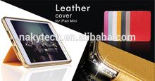 Luxury diamond metal bumper case for ipad mini, metal bumper case for ipad mini with factory price