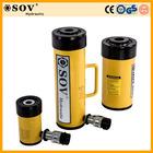 700 bar 100ton single acting hollow plunger hydraulic lift ram piston cylinder