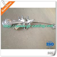 aluminum casting electric cable clip