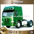 Hino camión tractor 380hp 10 wheerler 6x4 euro 3, camiones tractor cabeza de bajo precio de la venta