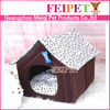 Pretty great cozy desiger pet house for small pet dog wholesale hot new products for 2014