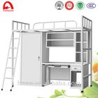 durable children car bunk bed factory direct sale