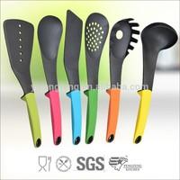 100% Food Grade Colorful Kitchenware Hotel Utensils