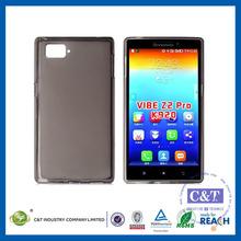 C&T The hot-selling transparent tpu case cover for lenovo vibe z2 pro k920