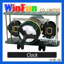 Trendy Auto Page Turning Flip Clock Desktop Clock Time Clock
