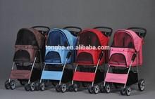 Best- sell 4 wheels pet stroller SP02