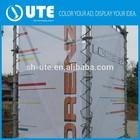 hot sale digital print newest fabric banner custom printing service dye sublimation
