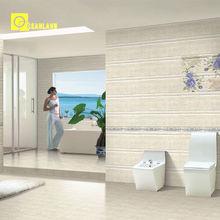 Дешевые ванной 3d керамической плитки для полов
