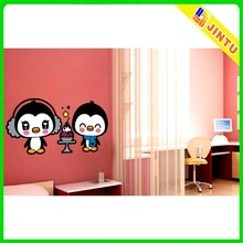 custom-made wall stickers die-cut wall stickers digital printing waterproof 2014 Christmas special quality wall decals W26
