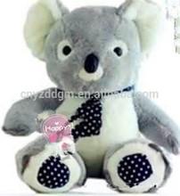 animal plush toys/koala plush toy/stuffed plush toy