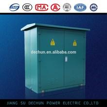 Outdoor box/DFW-12/DFW-12 Outdoor Hv SF6 RMU/DFW-12KV/24KV Outdoor Cable Distribution Box
