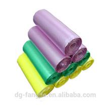 High Quality best selling custom epi d2w biodegradable plastic dog poop pet waste bag