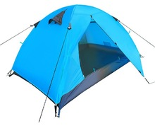 2 person double-layer reinforce camping tent