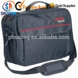 2014 new design multiple laptop computer bag business breifcase for traveling