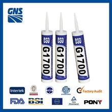 Professional super multi-purpose silicone sealant with CE certificate