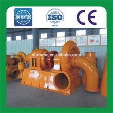 200kw small hydro hydro power generator