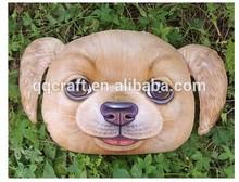 new Cute Animal Face Purse Coin Bag Zip Wallet & dog face wallet & purse coin bag