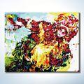 chinês pintura abstrata truehearted famosas pinturas de animais
