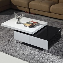pictures of folding high gloss coffee table