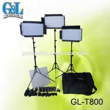 GL-T800 led panel light for tv studio
