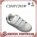 beyaz velcro çocuklar paten ayakkabı 2015