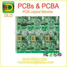 fr4 pcb, circuit board, bluetooth circuit board