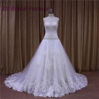 korean style real sample new mode wedding dress hijab