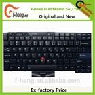 Genuine Original New Lenovo Thinkpad T410S Keyboard US Black 45N2141 MP-08G33US-387